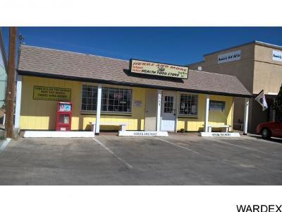 Kingman AZ Commercial For Sale: $285,000