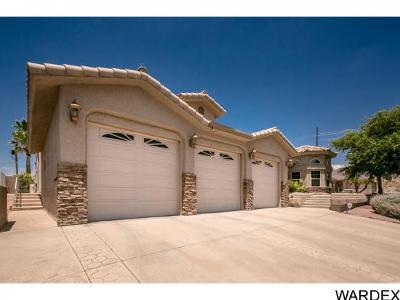 Lake Havasu City Single Family Home For Sale: 3021 Bentley Ct