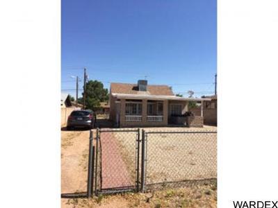 Kingman Single Family Home For Sale: 2429 Karen Ave