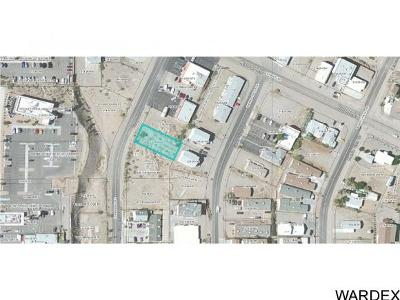 Bullhead City Residential Lots & Land For Sale: 1540 Turquoise Rd