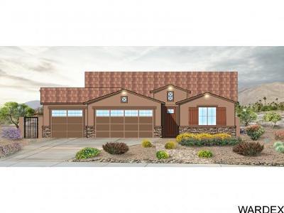 Bullhead City Single Family Home For Sale: 2625 Shoreline Cv