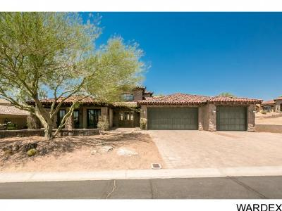Refuge At Lake Havasu Single Family Home For Sale: 3345 N Arnold Palmer Dr