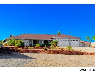 Lake Havasu City Single Family Home For Sale: 2470 Calypso Dr