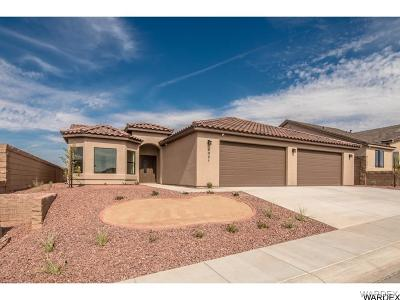 Fort Mohave Single Family Home For Sale: 6021 Columbia Avenue