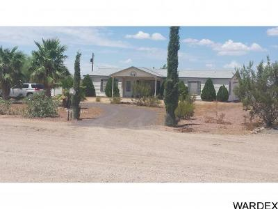 Golden Valley Manufactured Home For Sale: 3321 W Rancho Rd
