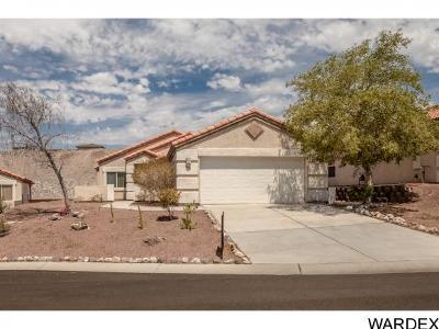 Bullhead City Single Family Home For Sale: 3073 Siena Dr