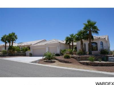 Lake Havasu City Single Family Home For Sale: 2308 Dawn Dr