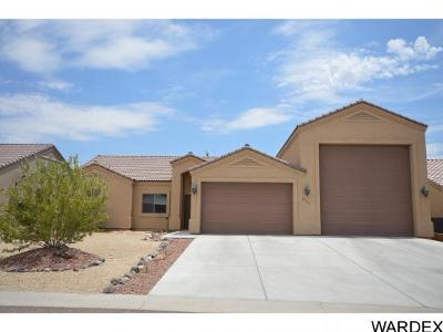 Fort Mohave Single Family Home For Sale: 5702 S Trevino Way