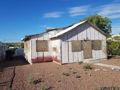 Kingman Single Family Home For Sale: 906 Topeka St