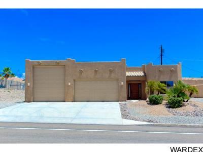 Lake Havasu City Single Family Home For Sale: 1348 McCulloch Blvd S