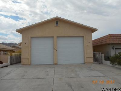 Bullhead City Single Family Home For Sale: 659 Riverfront Dr