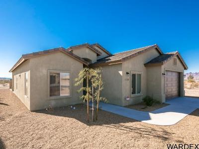 Fort Mohave Single Family Home For Sale: 1728 E Feather Bush Way