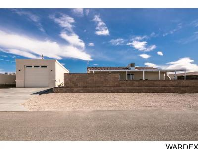 Lake Havasu City Single Family Home For Sale: 2225 Interceptor Dr
