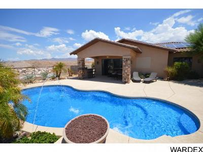 Bullhead City Single Family Home For Sale: 2967 Paddlewheel Cv