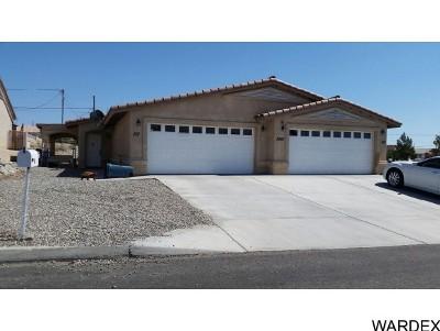 Multi Family Home For Sale: 3060 Arabian Dr
