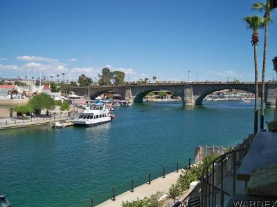 Lake Havasu City Condo/Townhouse For Sale: 1401 N McCulloch Blvd N 63