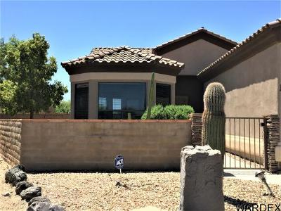 Bullhead City Single Family Home For Sale: 1495 Aztec Cv