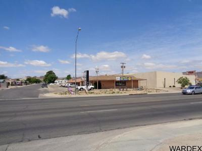 Kingman Commercial For Sale: 3001 N Stockton Hill Rd