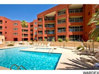 Bullhead City AZ Condo/Townhouse For Sale: $399,000