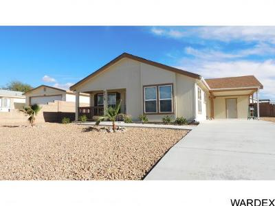 Mohave County Manufactured Home For Sale: 4318 S Amanda Ave
