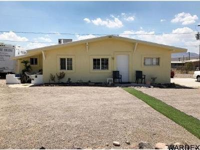 Bullhead City Single Family Home For Sale: 880 Coral Reef Dr