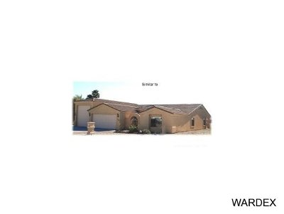 Lake Havasu City Single Family Home For Sale: On Your Lot-Paseo Dorado Plan