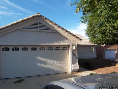 Mohave Valley AZ Single Family Home For Sale: $216,000