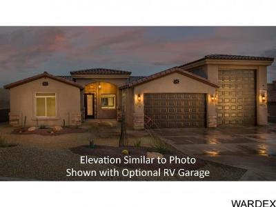 Lake Havasu City Single Family Home For Sale: On Your Lot - Viejo Plan