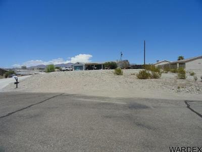Lake Havasu City Residential Lots & Land For Sale: 1190 Palisades Ct