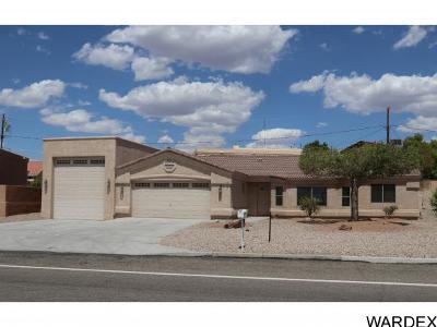 Lake Havasu City Single Family Home For Sale: 3445 Saratoga Ave