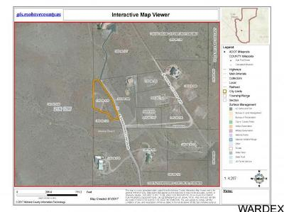 Kingman Residential Lots & Land For Sale: tbd N Thunderbird Canyon Rd