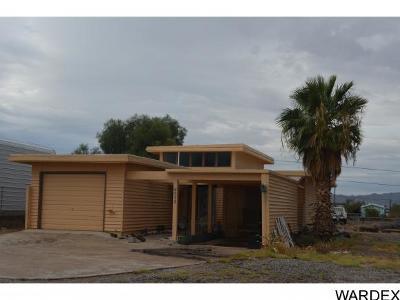 Topock/Golden Shores Single Family Home For Sale: 4550 E Park Dr.