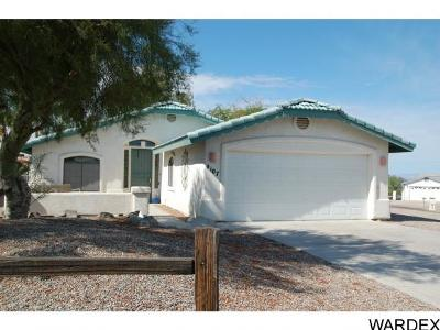 Lake Havasu City Single Family Home For Sale: 4107 Highlander Ave