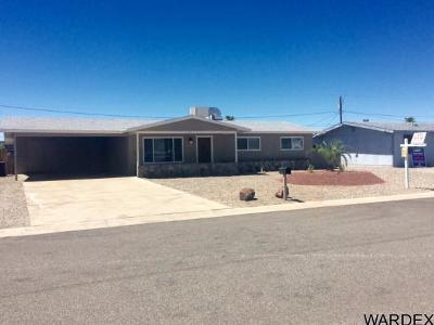 Lake Havasu City Single Family Home For Sale: 235 Saguaro Dr