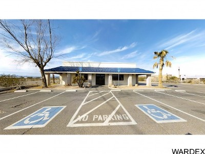 Fort Mohave Commercial For Sale: 5455 S Highway 95