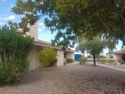 Lake Havasu City Condo/Townhouse For Sale: 1401 McCulloch Blvd N 52
