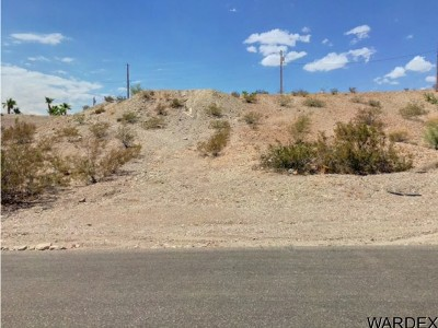 Lake Havasu City AZ Residential Lots & Land For Sale: $69,900