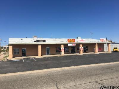 Kingman Commercial For Sale: 613 Hall St