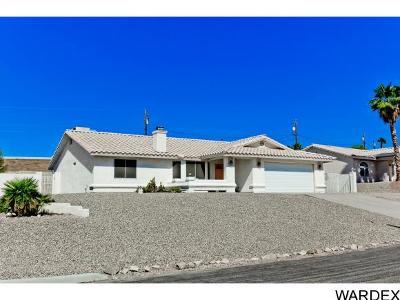 Lake Havasu City Single Family Home For Sale: 3741 Beachview Drive
