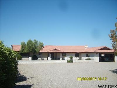 Bullhead City Single Family Home For Sale: 2305 Quail Run
