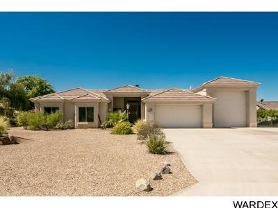 Lake Havasu City Single Family Home For Sale: 2400 Tee Dr