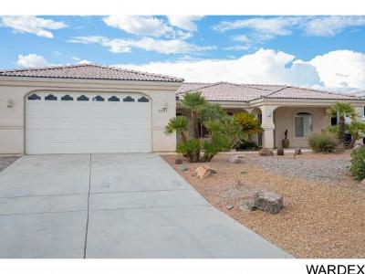 Lake Havasu City Single Family Home For Sale: 3371 Hilldale Dr