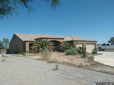 Mohave Valley Single Family Home For Sale: 7200 S Calle Del Media