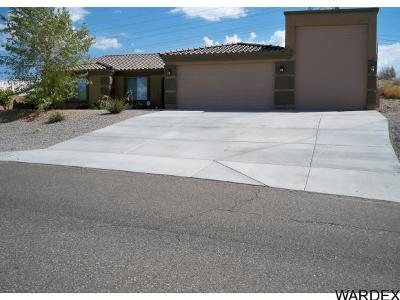 Lake Havasu City Single Family Home For Sale: 730 Sand Dab