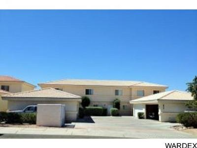 Bullhead City Multi Family Home For Sale: 855 Warren Rd