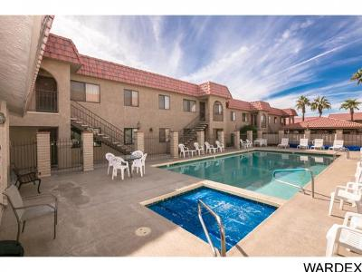 Lake Havasu City Condo/Townhouse For Sale: 2085 Mesquite Ave #4