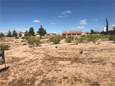 Kingman Residential Lots & Land For Sale: Tbd Iroquois Drive