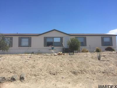 Mohave County Manufactured Home For Sale: 5760 S Bison Ave