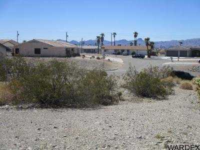 Lake Havasu City Residential Lots & Land For Sale: 2171 Rainbow Ave N