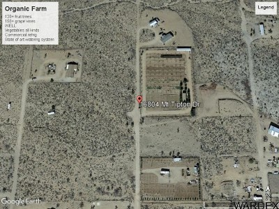 Mohave County Manufactured Home For Sale: 16804 N Mt Tipton Dr